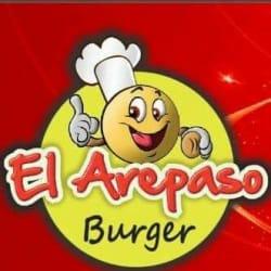 El Arepaso Burger