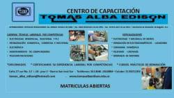 Centro De Capacitación Tomas Alba Edison