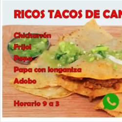 Súper Tacos De Canasta