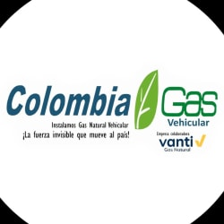 Colombia Gas Vehicular