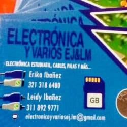 Electrónica Y Varios Ej & Lm