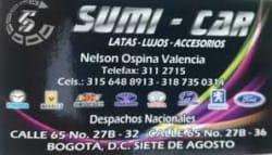 Sumi Car