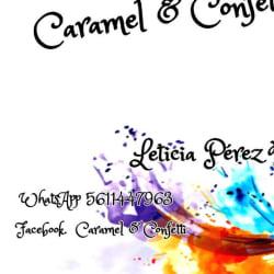 Caramel & Confetti