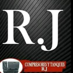 Compresores y tanques r.j.