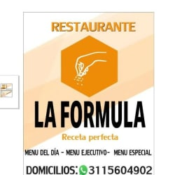 restaurante la formula