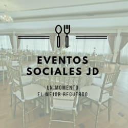 eventos sociales JD