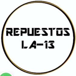 Repuestos La-13