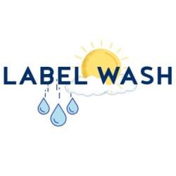 Label Wash