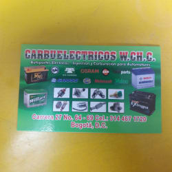 Carbuelectricos Wchc
