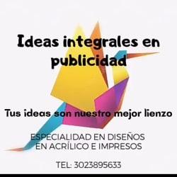 Ideas Integrales En Publicidad