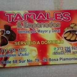 Tamales Y Empanadas