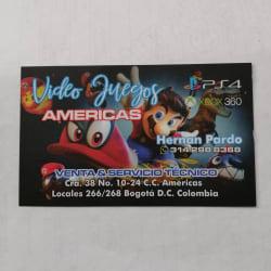 Video Juegos Americas