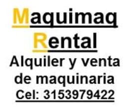 Maquimaq Rental