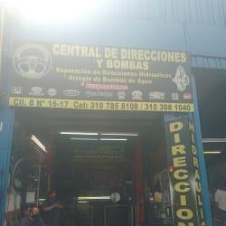 Central De Direcciones Y Bombas