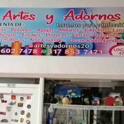 Artes Y Adornos