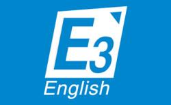 E3 English