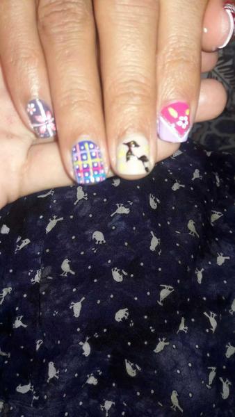 Combo de manicure+ pedicure