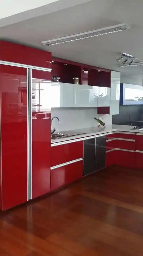 Carpintería mueble de cocina