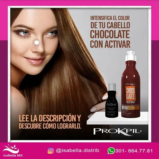 Matizante Chocolate de Prokpil