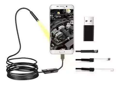 Cámara endoscopio para celular o PC