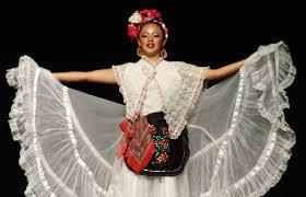 Hechura de vestido regional