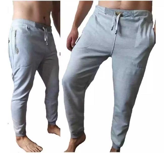 Pantalón sudadera tipo jogger para hombre