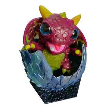 Figura bebé dragón XL