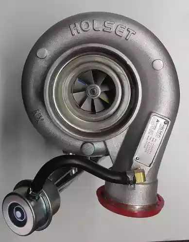 Turbo motor cummins 6 BT
