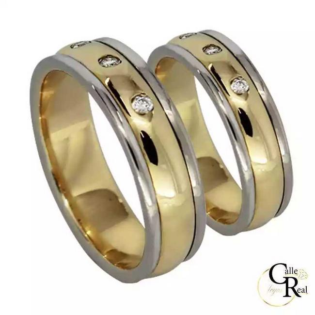 Argollas matrimonio A6D4