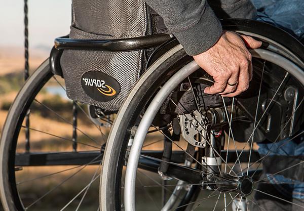 Taxi para personas con discapacidad