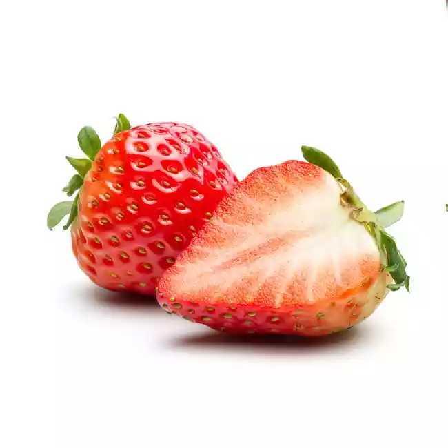 Pulpa de fresa natural