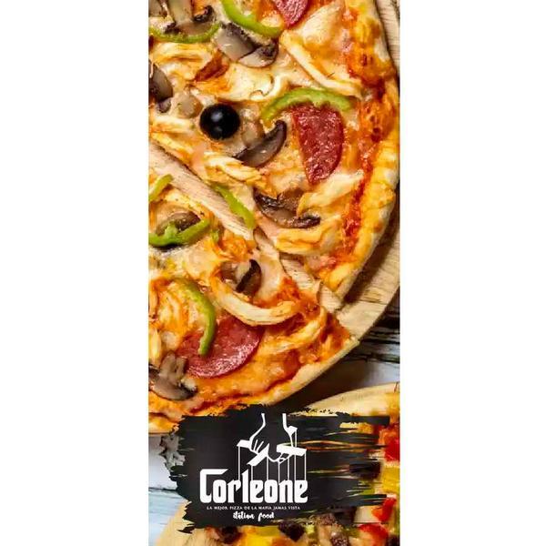 Pizza personal Al Capone