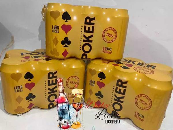 Six pack de Póker