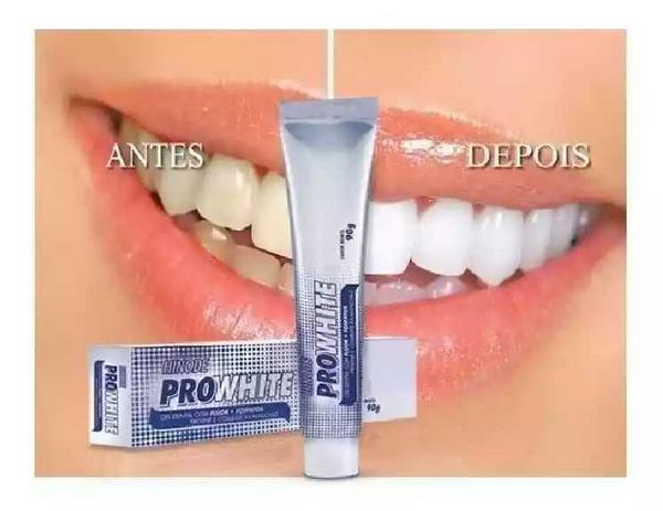 Gel dental Pro white.