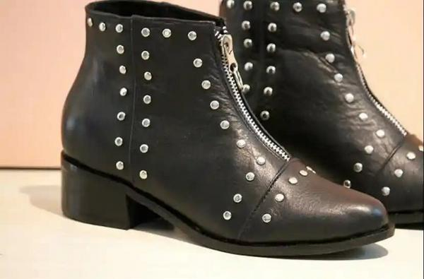 Zapato de dama