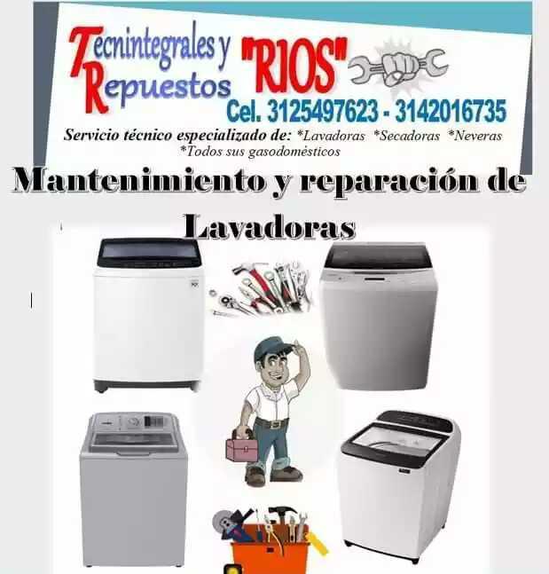 Servicio técnico de lavadoras