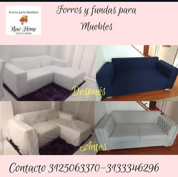 Fundas y forros para muebles