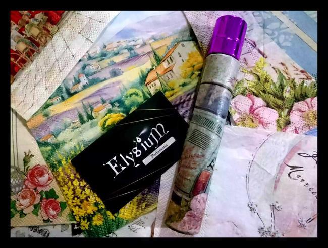 Perfume vintage para mujer