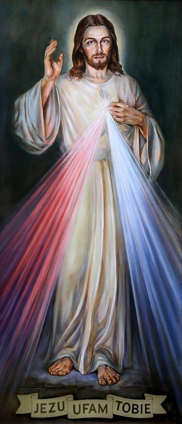Cuadro decorativo religioso de Jesús