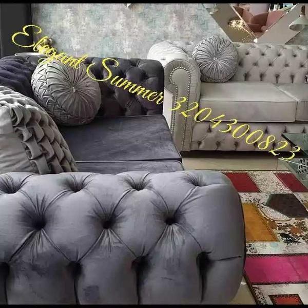 Hermosos sofá chester