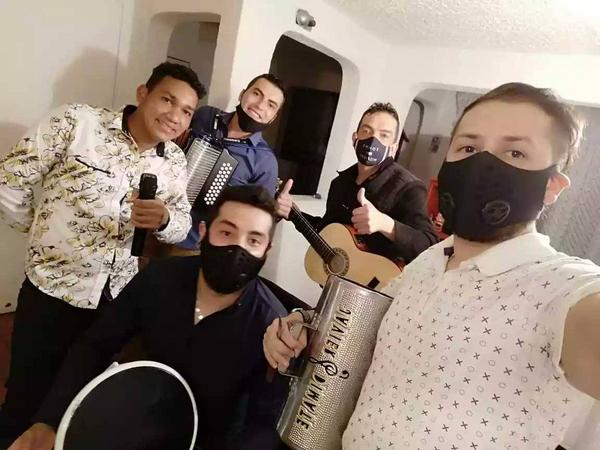 parranda vallenata Bogota