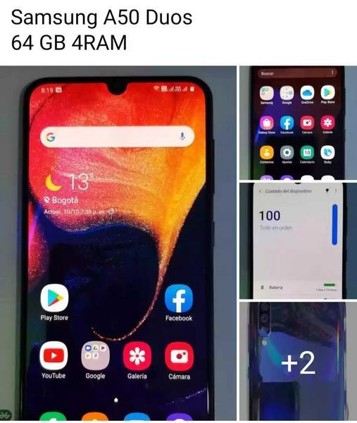 Celular Samsung A50