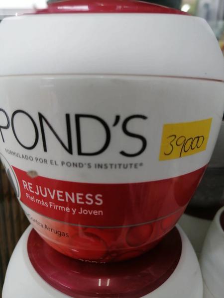Ponds rejuveness por 200 gramos