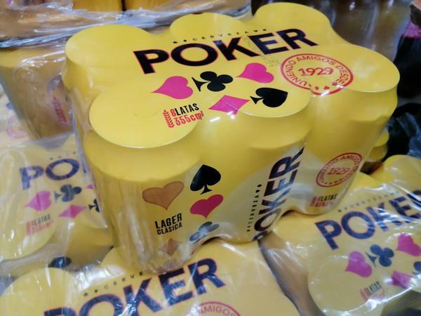 Six pack de Poker