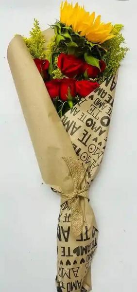 Arreglo floral amor