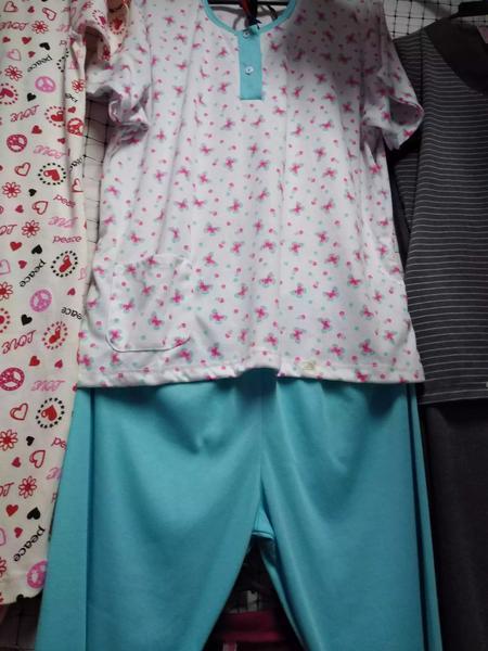 Pijama en pantalón para dama