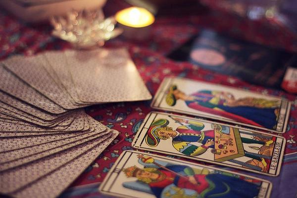 Lectura de tarot en línea