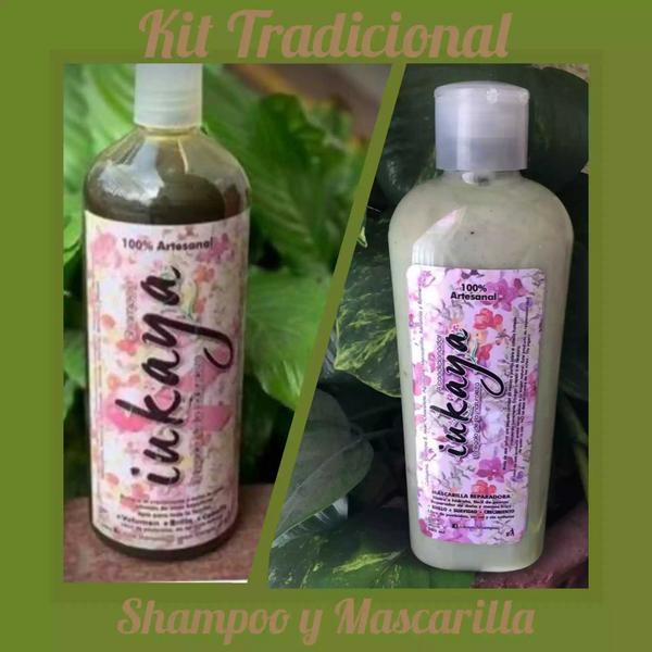 Kit Tradicional para pérdida de cabello