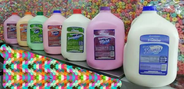 Yogurt 4 litros