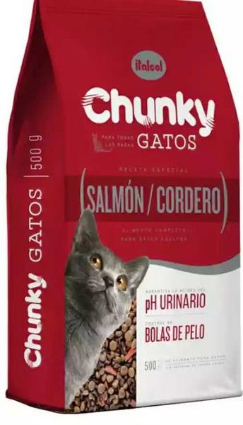 Chunky para gato